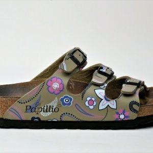 Women's Papillio Birkenstock Sandals Sz 37 GERMANY